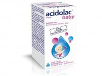Acidolac Baby, krople doustne ,10 ml