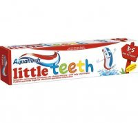 AQUAFRESH Little Teeth Pasta do zębów, 3-5 lat, 50ml