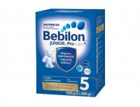 Bebilon Junior 5 z Pronutra+, proszek, 1200 g