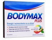 Bodymax Plus, 30 tabletek