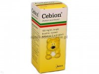 Cebion, krople, 0,1g/1ml, 30 ml