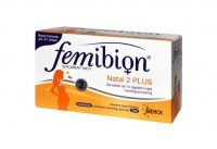 Femibion Natal 2 Plus, 30+30 tabletek