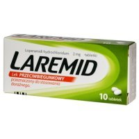Laremid, 2 mg, 10 tabletek