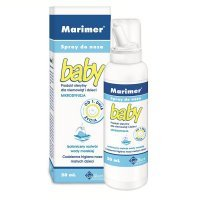 Marimer Baby, spray do nosa, 50 ml