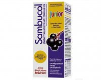 Sambucol Junior ,syrop 120 ml