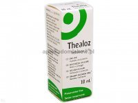 Thealoz, krople do oczu, 10 ml